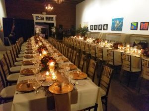 Private Event in Art Gallery